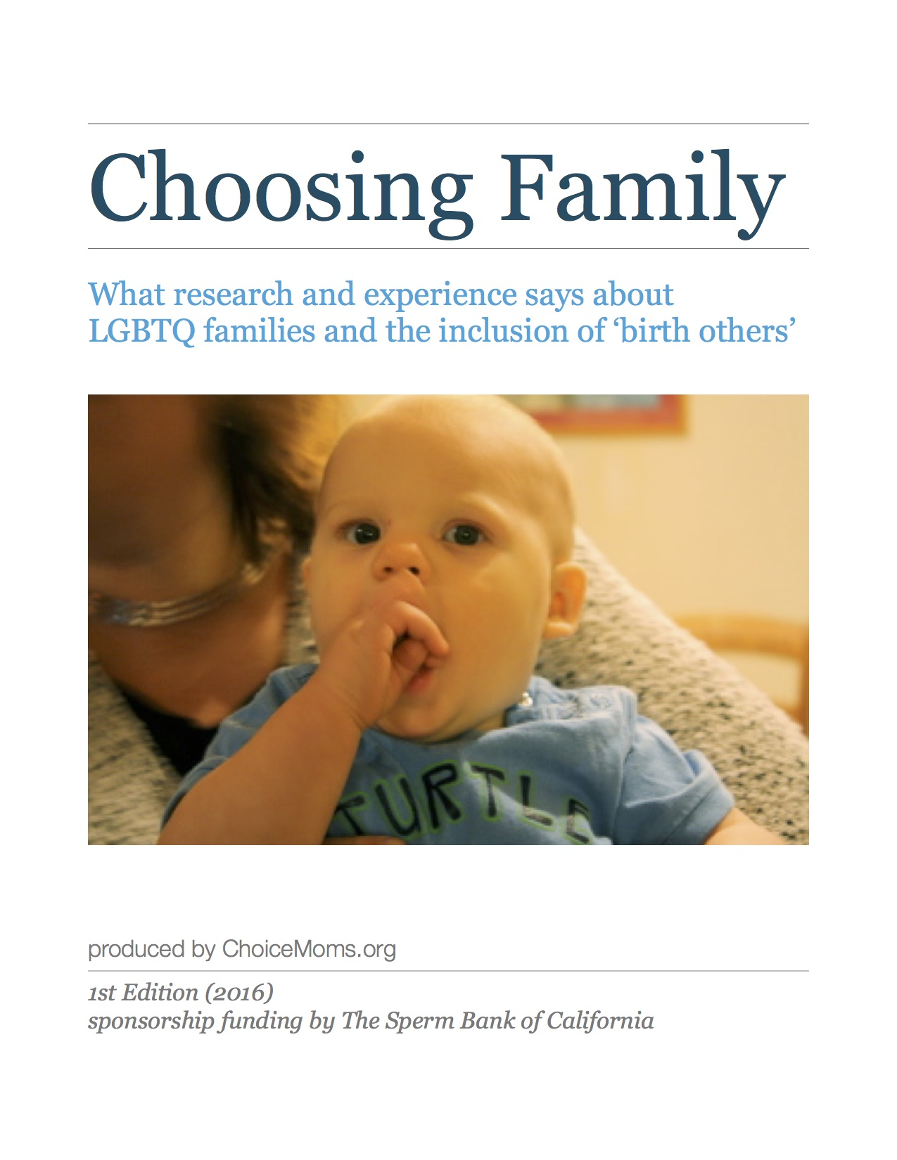 Choice Moms Guide to Adoption (Choice Mom Guides Book 2)